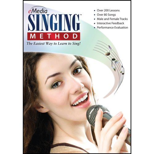 eMedia Singing Method [PC Download] by eMedia
