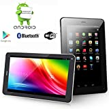 Android 6.0 Dual Core Unlocked Phone & Tablet - 7'' Screen - Google Play - Bluetooth - Dual Cameras