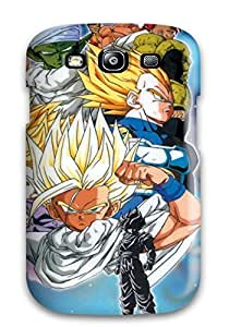 Excellent Design Dbz Phone Case For Galaxy S3 Premium Tpu Case by lolosakes