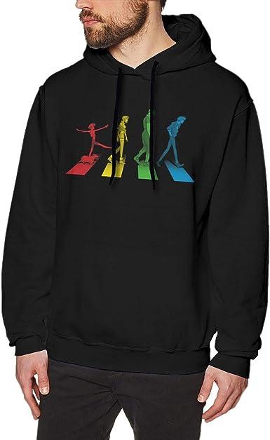 Cowboy Bebop logo Adult anime manga pull over hoodie hooded sweatshirt