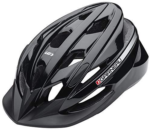 (Louis Garneau - HG Eagle Cycling Helmet, Black)