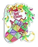 Carol Wilson Fine Arts Inc -Boxed Christmas Cards- 120 count- crgbx196x12