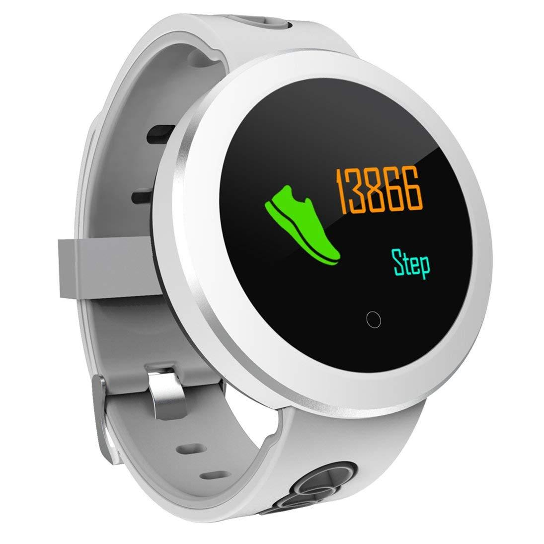 togames-it Q8 Pro 0,95 Pulgadas OLED Bluetooth Smart Watch IP68 ...