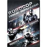 Robocop + Robocop 2 + Robocop 3