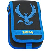 Hori Legendary Pokemon Travel Pouch Articuno - Case: Blue for Nintendo3DS