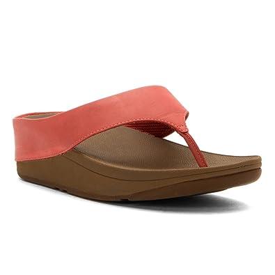483138258 FitFlop Women s Ringer Toe Post Sandal