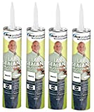 Dicor 501LSW-1 Self-Leveling Lap Sealant, 4 Pack