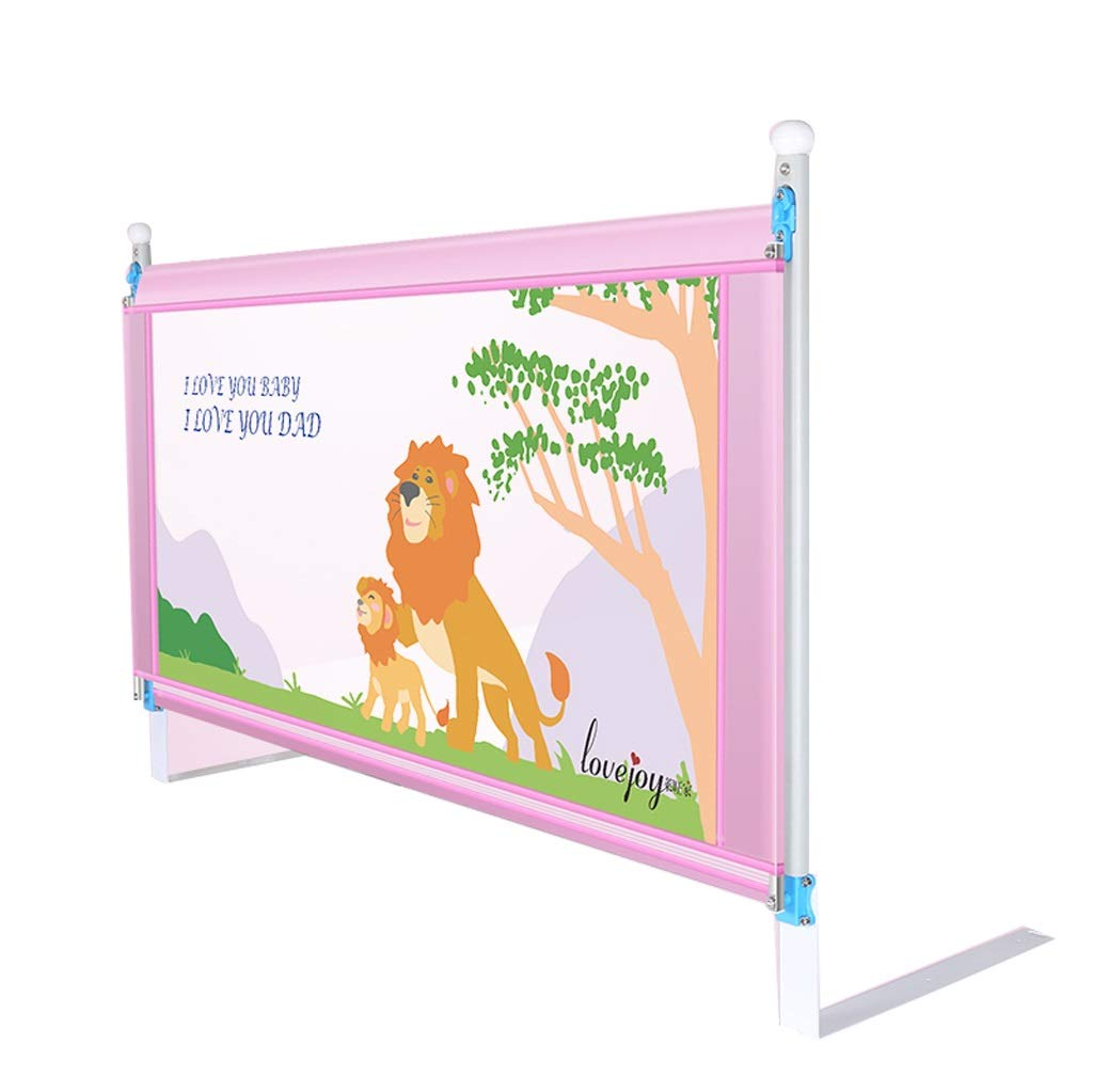 200cm Playpen Bed Guard Rail Adult,Portable greenical Lift Bed Rail,Safety Bed Guard Predection (color   200cm)