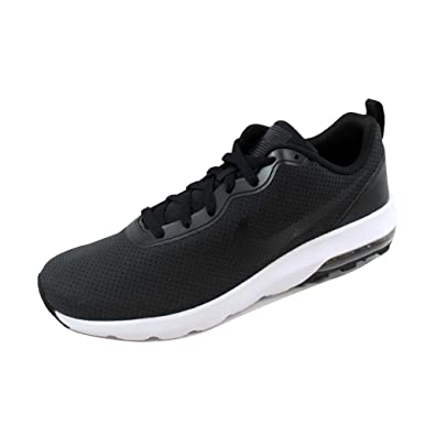 55a471e136f0 Nike Air Max Turbulence LS Men s Running Shoes (Black Black-Black-White