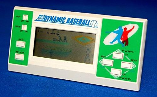 エポック社 EPOCH ダイナミックベースボール(DYNAMIC BASEBALL) LSIゲーム(電子ゲーム/液晶ゲーム/LCDゲーム)
