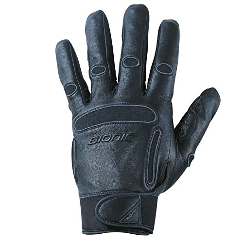Bionic Driving Gloves - Bionic Classic Riding Glove mens X Large Black