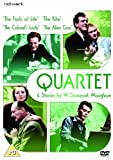 Quartet - 4 Stories by W. Somerset Maugham ( The Facts of Life / The Kite / The Colonel's Lady / The Alien Corn ) [ NON-USA FORMAT, PAL, Reg.2 Import - United Kingdom ] by Naunton Wayne