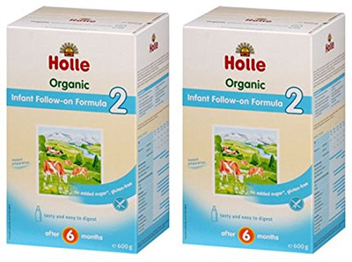 (2 Pack) - Holle - Org Baby Infant Follow On 2   600g   2 PACK BUNDLE