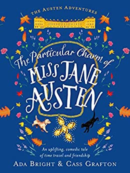 The Particular Charm of Miss Jane Austen Book Cover
