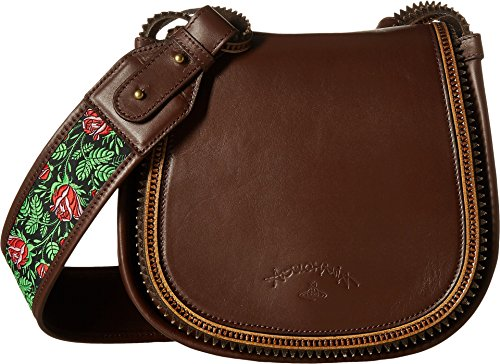 Brown Heidi Crossbody Medium Vivienne Westwood Bag Womens wYACwvnqPx