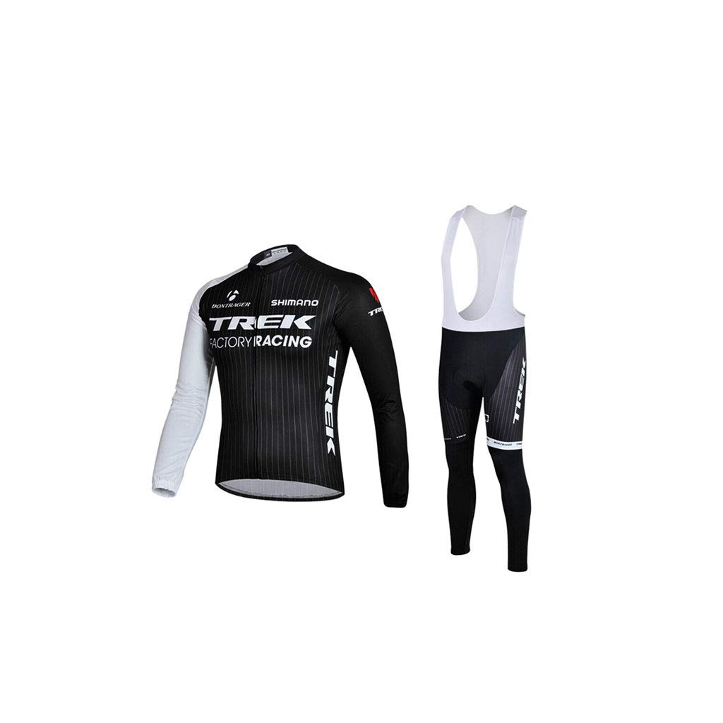 Xiaoping Fahrradbekleidung Langarm-Jerseyanzug Langarm-Jerseyanzug Langarm-Jerseyanzug Mountainbike-Bekleidung Schweißabsorbierend Atmungsaktiv b7c18f