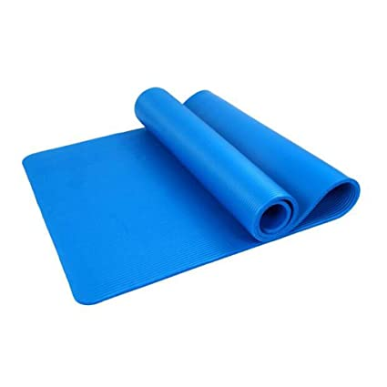 Amazon.com : Yoga Mat, Tasteless Fitness Mat, Non-Slip, Sit ...