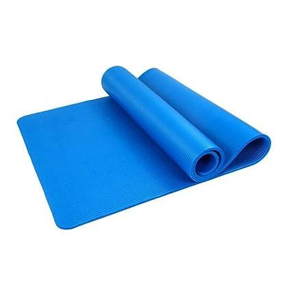 Amazon.com : Yoga Mat, Tasteless Fitness Mat, Non-Slip, Sit ...