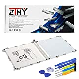 "PC Hardware : ZTHY Compatible T9500E Tablet Battery Replacement for Samsung Galaxy Note Pro 12.2"" WiFi SM-P900 P901 P905 P907A Series Tablet T9500C T9500U GH43-03980A 3.8V 9500mAh With tools"