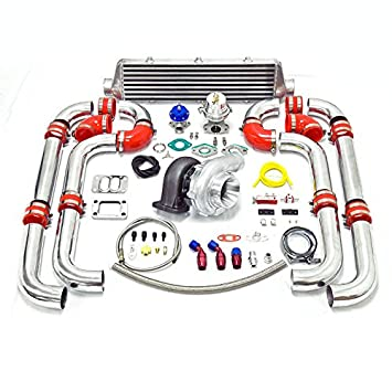 Universal Turbocharged Upgrade T70 10pc Turbo Kit