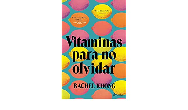 Vitaminas para no olvidar (Spanish Edition) - Kindle edition by Rachel Khong. Health, Fitness & Dieting Kindle eBooks @ Amazon.com.