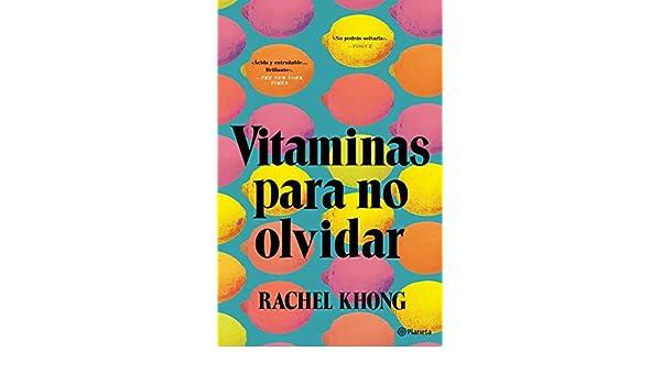 Vitaminas para no olvidar (Spanish Edition) - Kindle edition by Rachel Khong. Health, Fitness & Dieting Kindle eBooks @ Amazon.com.