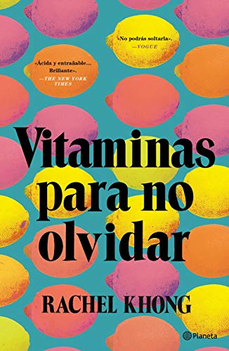Vitaminas para no olvidar (Spanish Edition) by [Khong, Rachel]