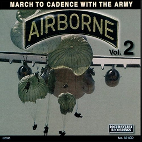 Price comparison product image March to Cadence with the Army Airborne Vol. 2
