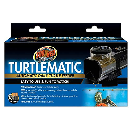 Price comparison product image ZOO MED LABORATORIES INC Turtlematic Automatic Daily Turtle Feeder