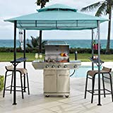BrylaneHome Grillzebo Replacement Canopy For Sale