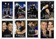 Castle - Seasons 1-8 - The Complete Series -…