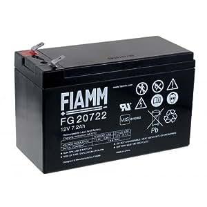 FIAMM Recambio de Batería para SAI APC RBC109