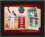 "David Ortiz Boston Red Sox 10.5"" x 13"" Final Regular Season Sublimated Plaque - Fanatics Authentic Certified"