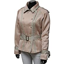 Scarlett Johansson Brown Captain America Civil War Black Widow Jacket