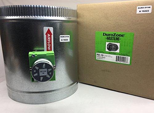 DuroZone Power Open/Power Close mechanical three wire damper 6