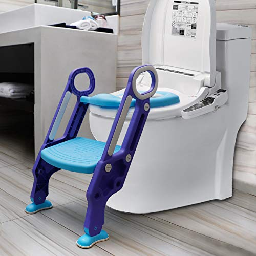 Buy potty seat with step ladder