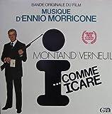 COMME ICARE (ORIGINAL SOUNDTRACK LP, IMPORT, 1979)