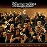 Rhapsody feat. Christopher Lee: The Magic of the Wizard's Dream (Audio CD)