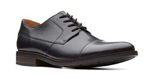 3b5b93df913d Clarks Becken Cap Mens Wide Fit Formal Lace Up Shoes  Amazon.co.uk ...