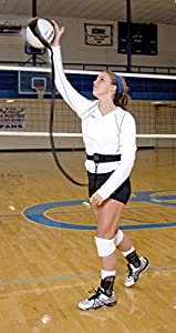 Tandem Sport Volleyball Training Aid, the Volleyball Pal: warm up your arm without ever chasing a ball by Tandem Sport