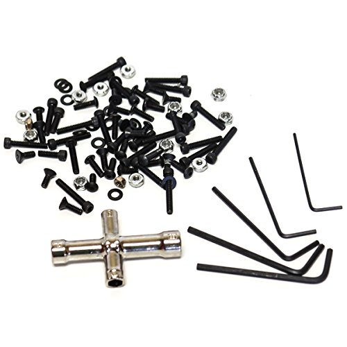 Losi Night Crawler 2.0 4WD Rock: Assorted Screw & Tool Kit, Cross & Allen Wrench