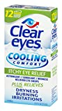 Clear Eyes Cooling Comfort Itchy Eye Relief Drops