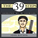 The 39 Steps Audiobook by John Buchan Narrated by B. J. Harrison