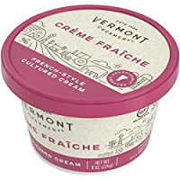 Creme Fraiche Cream Fresh - 2 pcs. x 8 ounce - French-Style Cultured Cream