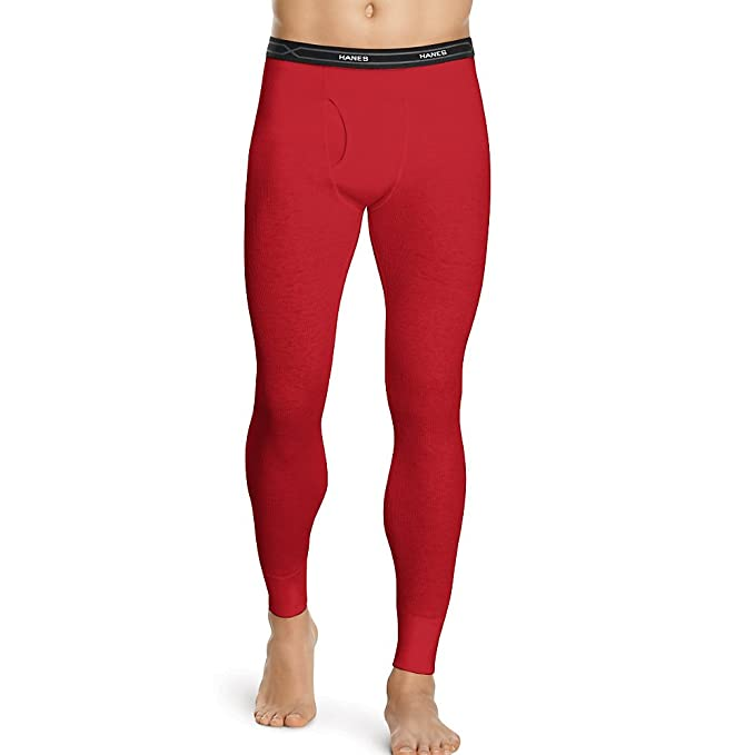 Hanes Men's X-Temp Thermal Pant at Amazon Men's Clothing store: