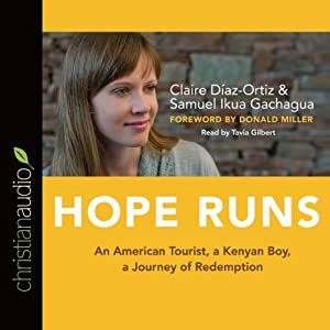 Hope Runs Audiobook