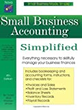 img - for Small Business Accounting Simplified by Daniel Sitarz (2006-09-07) book / textbook / text book