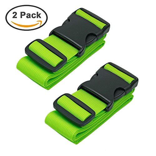 bluecosto-luggage-strap-suitcase-belts-travel-accessories-2-pack-green