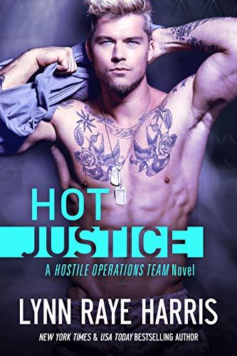 Hot Justice by Lynn Raye Harris