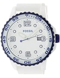 Sport Ceramic and Silicone Watch White